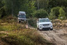 Troszkę familinej jazdy terenowej! :) #Jeep #Renegade #GrandCherokee #Cherokee #Wrangler #FamilyAdventure #Adventure