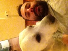 My pup and me!...