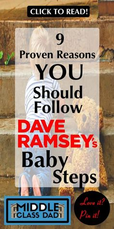 Dave Ramsey's Baby Steps contain everything you need to get out of debt, prepare for large unexpected expenses and prepare yourself and your family for the future. They are easy steps and not hard to follow, but the #1 place where some mess up is on step # . . .