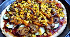 Veganská strava a veganské recepty, vegetariánské recepty, zdravá strava, domácí pečivo, chléb. Tempeh, Tofu, Paella, Vegetable Pizza, Vegan Recipes, Vegetarian, Vegetables, Ethnic Recipes, Vegane Rezepte