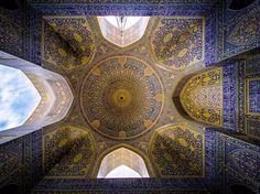 Utajená nádhera íránských katedrál