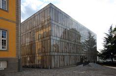 Nattlerarchitekten: Library for the Folkwang University, Germany