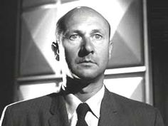 """Donald Pleasence in """"The Man With the Power"""" (why yes, I am watching the original Outer Limits lately, well spotted)"""