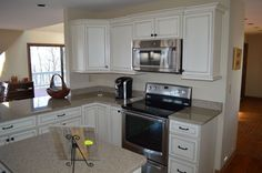 Need your kitchen upgraded? Call Serenity Renovations! Check out our gallery here: http://serenityrenovations.com/