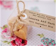 Scottish Tablet - SixpennyBlue Studio this is happening. Our Wedding, Destination Wedding, Dream Wedding, Wedding Stuff, Wedding Favor Inspiration, Wedding Ideas, Scottish Tablet, Guest Gifts, Marquee Wedding