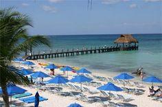 Paradise Beach, Cozumel, Mexico...always a blast!