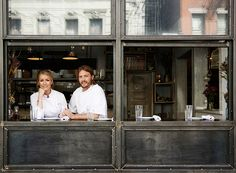 We interview chef-owners Jeff McInnis and Janine Booth about Root & Bone, a Southern neighborhood restaurant that focuses on timeless country comfort food. New York: Root & Bone - Kinfolk #restaurant