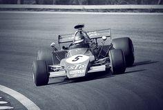 Ronnie incredible car control...