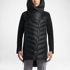 Γυναικείο παρκά Nike Sportswear Tech Fleece AeroLoft με γέμισμα από πούπουλα Tech Fleece, Down Parka, Women Wear, Winter Jackets, How To Wear, Nike Sportswear, Shirts, Shopping, Clothes