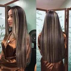 Hair Color Streaks, Hair Highlights, Hair Inspo, Hair Inspiration, Look Girl, Dye My Hair, Braids For Long Hair, Aesthetic Hair, Shoulder Length Hair