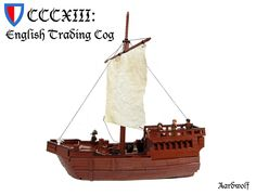 Lego Ship, Lego Pictures, Cogs, Lego Moc, Sailing Ships, Medieval, English, Photo And Video, Google