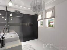 DMD Interiør- Dom w Werbenach łazienka