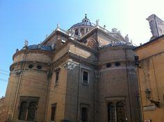 Chiesa di Santa Maria della Steccata a Parma, Emilia-Romagna.