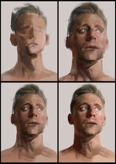 ArtStation - Tom Hiddleston, menghua fang