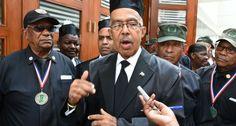 Militares Constitucionalistas acuden ante el TC