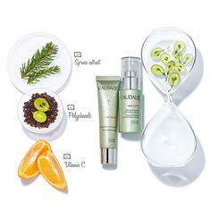 Caudalie Vine[Activ] Glow-activating Anti-wrinkle Serum & 3-in-1 Moisturizer