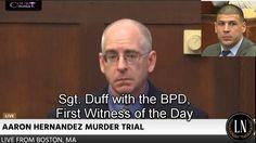Aaron Hernandez Trial Day 5 Part 1 03/07/17
