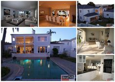 Boasts with 5 bedrooms and 5 bathrooms, 3 lounges, a pool table and luxurious flowing entertainment areas leading onto a beautiful pool area and patio. Swedish Recipes, Mexican Food Recipes, Healthy Foods To Eat, Healthy Recipes, The Last Meal, Oyster Sauce, Beautiful Pools, Tv Decor, Amazing Destinations