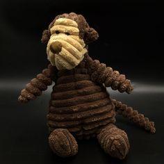 "Jellycat Cordy Roy Brown Tan Monkey Plush Soft Toy 10"" Stuffed Animal  #Jellycat Jellycat, Infants, Stuffed Animals, Baby Items, Monkey, Goodies, Plush, Teddy Bear, Babies"