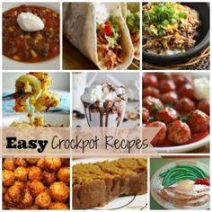 Easy crockpot recipe