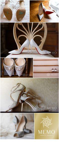 Details - MEMO photo agency    -  Wedding shoes ideas - MEMO photo agency    #wedding #detail #shoes #photo #photography #memo #memophotoagency #inspiration #photo #ideas