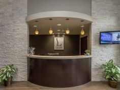 , Check out our portfolio of custom chiropractic office designs for inspiration on. , Check out our portfolio of custom chiropractic office designs for inspiration on your office remodeling project! Commercial Office Design, Dental Office Design, Office Interior Design, Office Interiors, Office Designs, Office Ideas, Dental Offices, Design Offices, Modern Offices