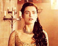 Arthur and Morgana in 2x06 (gif set)