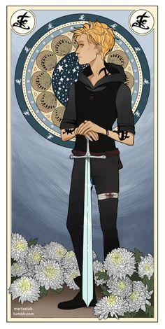 Jace Wayland/Herondale