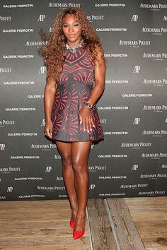 <3 Serena Williams. #SoPretty