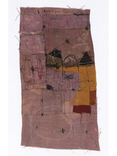 Hannelore Baron - Collage, 1976