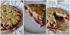 Una Fragola ai Fornelli: Torta alle ciliegie (vegan, senza zucchero e senza glutine)