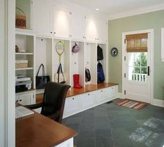 laundry and mud room ideas - Google Search