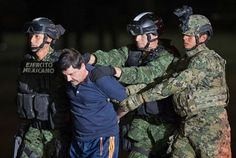 """The judge who presided over Sinaloa Cartel druglord Joaquin """"El Chapo"""" Guzman's case was shot in the head while jogging outside of his home Monday in Mexico city, according to media reports."""
