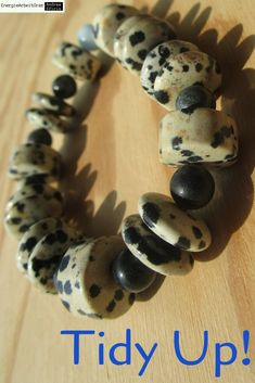 DALMATINERJASPIS KIMBERLIT AQUAMARINARMBAND Dalmatian Jasper Kimberlite Bracelet Tidy Up, Healing, Gemstones, Ebay, Bracelets, Food, Signet Ring, Armband, Bracelet