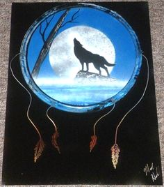 1000 images about spray paint art on pinterest spray for Dream catcher spray painting
