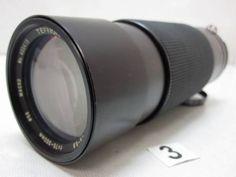 L1830HA TEFNON ZOOM 75-300mm F4.5-5.6 φ58 N/AI-S ジャンク_画像1