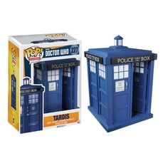 """Official preview of the Dr. Who 6"""" Tardis Pop! Vinyl  #funko #popvinyl #funkopop #popvinyls #drwho #vinyl #collectible"""