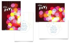 49 Best Holiday Christmas Card Templates Images Card Templates