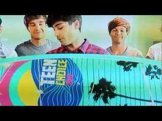 One Direction Teen Choice Awards 2012 So cute <3