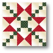 Quilt Block Pattern - Crossing Ohio