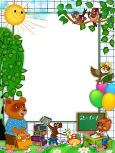 school frames and borders Boarder Designs, Page Borders Design, School Border, Diy And Crafts, Crafts For Kids, Boarders And Frames, Kids Background, Powerpoint Background Design, Baby Frame
