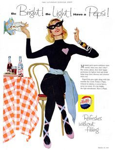 Image detail for -coke ads from the 50 s are hoplessly stodgy compared