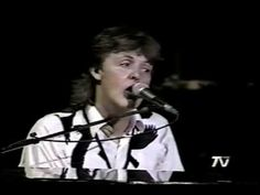 Paul McCartney - C'Mon People (Live in Santiago, Chile 1993) - YouTube