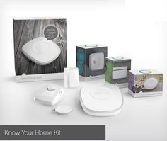 SmartThings Know your Home Kit:What it contains and its use - IoT Enabled DevicesIoT Enabled Devices