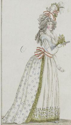 Journal des Luxus und der Moden, Tafel 20, July 1792.