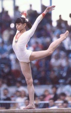 varicoză gimnastică artistică