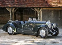 Bentley Torpedo Roadster 3.5L - 1933