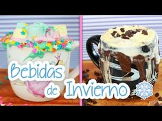 Vainilla Crocante - YouTube Cereal, Pudding, Breakfast, Desserts, Food, Youtube, Ideas, Winter Drinks, Vanilla