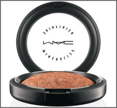 """MAC Mineralize Skin Finish """"Gold Deposit""""  I love this so much"""