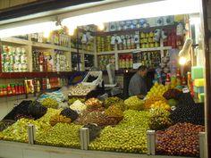 Olives at the Atarazanas market in Malaga Malaga Spain, Andalucia, Olives, Are You Happy, Marketing